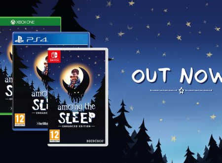 Among the Sleep: Enhanced Edition, pubblicato il trailer di lancio su Nintendo Switch