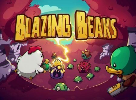 Blazing Beaks: uno sguardo in video al titolo dai Nintendo Switch europei
