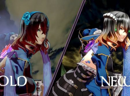 Bloodstained: Ritual of the Night, il titolo è in arrivo il 25 giugno su Nintendo Switch