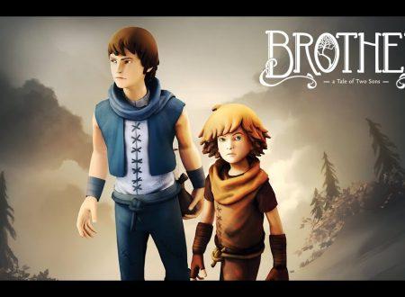 Brothers: A Tale of Two Sons, il titolo è in arrivo il 28 maggio su Nintendo Switch