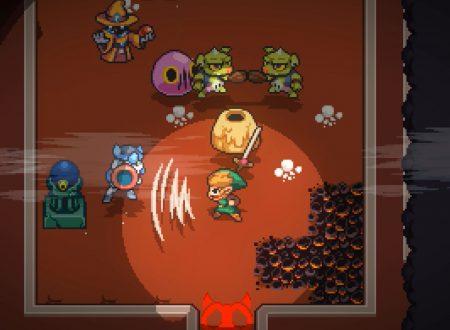 Cadence of Hyrule – Crypt of the NecroDancer: il titolo è in arrivo nel mese di giugno su Nintendo Switch