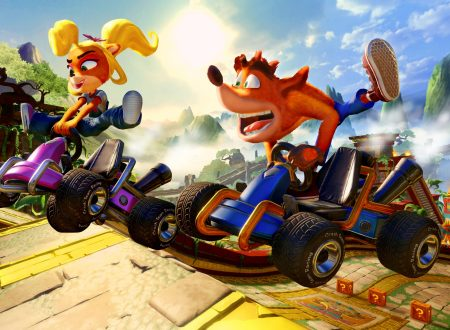 Crash Team Racing Nitro-Fueled: il titolo non supporterà il backup in Cloud dei salvataggi