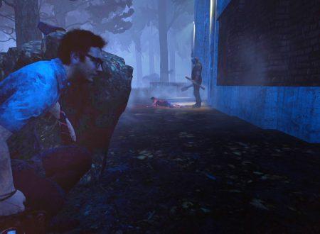 Dead by Daylight: il titolo è in arrivo il 24 settembre su Nintendo Switch