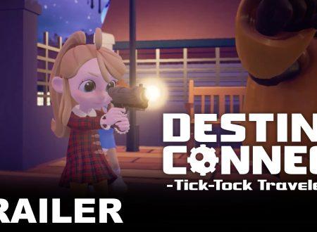 Destiny Connect: Tick-Tock Travelers, il titolo è in arrivo il 25 ottobre sui Nintendo Switch europei