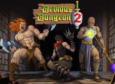 Devious Dungeon 2: uno sguardo in video al titolo dai Nintendo Switch europei
