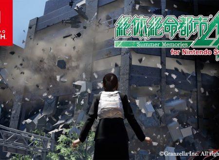 Disaster Report 4 Plus: Summer Memories, il titolo annunciato per l'arrivo a settembre su Nintendo Switch