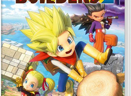 Dragon Quest Builders 2: mostrata la boxart ufficiale europea della versione Nintendo Switch