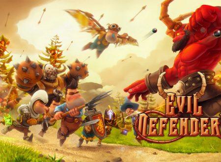 Evil Defenders: uno sguardo in video al titolo dai Nintendo Switch europei