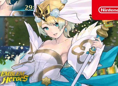 Fire Emblem Heroes: annunciato l'arrivo dei nuovi eroi speciali: Sogni da sposa