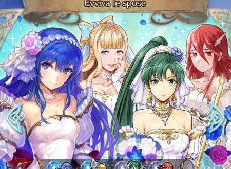 Fire Emblem Heroes: ora disponibile la preferenza evocazione: Evviva le spose, atto secondo