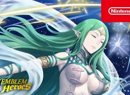 Fire Emblem Heroes: svelato l'evento evocazione Eroi mitici: Naga, la dea drago