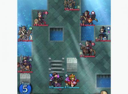 Fire Emblem Heroes: ora disponibili le nuove esercitazioni: le abilità