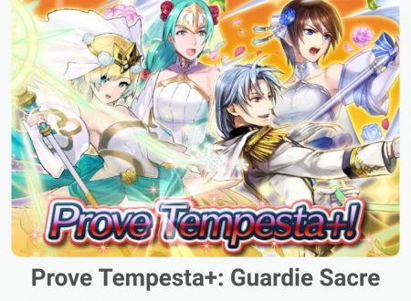 Fire Emblem Heroes: ora disponibili le Prove tempesta+: Guardie Sacre
