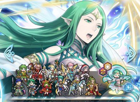 Fire Emblem Heroes: ora disponibile l'evento evocazione Eroi mitici: Naga, la dea drago