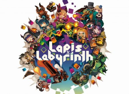 Lapis li Abyss: uno sguardo in video al titolo dai Nintendo Switch europei