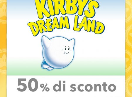My Nintendo: nuovi sconti per Poochy & Yoshi's Woolly World, Kirby's Dream Land ed altri titoli