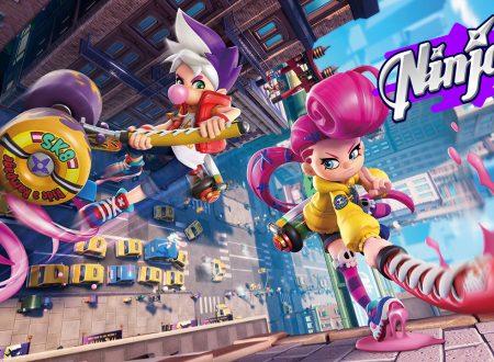 Ninjala: annunciato il rinvio del titolo al 2020 su Nintendo Switch