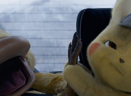 Pokemon: Detective Pikachu, pubblicato un nuovo trailer dedicato al film