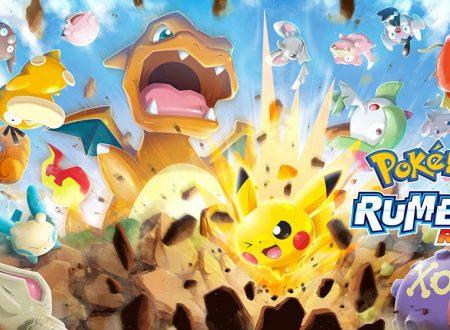 Pokemon Rumble Rush: annunciato il nuovo capitolo per il mercato mobile