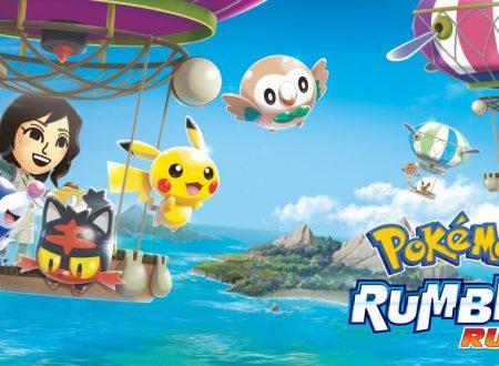 Pokemon Rumble Rush: il titolo ora disponibile in Italia, aggiornato alla versione 1.0.3