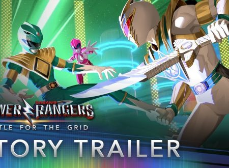 Power Rangers: Battle For The Grid, la modalità storia è in arrivo nei prossimi giorni sui Nintendo Switch europei
