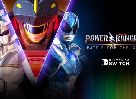 Power Rangers: Battle For The Grid, ora disponibile la versione 1.2.0 sui Nintendo Switch europei