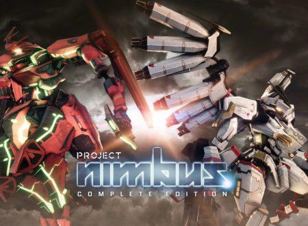 Project Nimbus: uno sguardo in video al titolo dai Nintendo Switch europei
