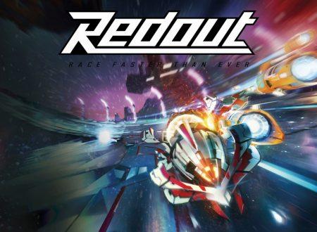 Redout: uno sguardo in video al titolo dai Nintendo Switch europei