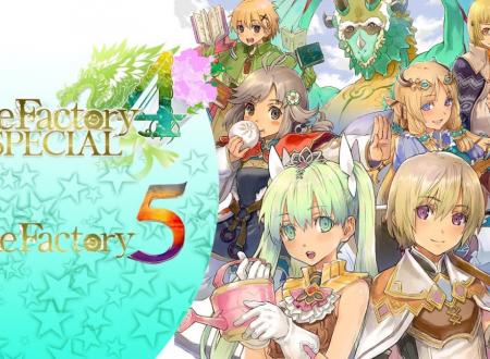 Rune Factory 5: il titolo non sarà rilasciato prima dell'aprile del 2020