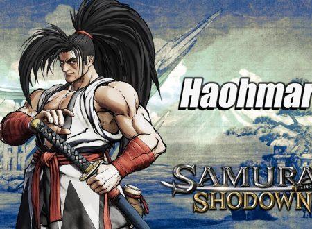 Samurai Shodown: pubblicato un nuovo trailer dedicato a Haohmaru