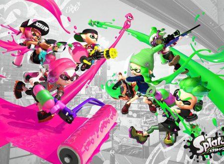 Splatoon 2: il titolo ora aggiornato alla versione 4.9.0 sui Nintendo Switch europei