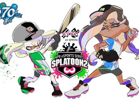 Splatoon 2: pubblicato l'artwork ufficiale dello Splatfest giapponese tra realtà professionistiche del baseball nipponico