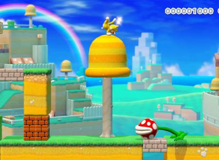 Super Mario Maker 2: l'account Instagram nipponico celebra con un video l'arrivo dell'era Reiwa