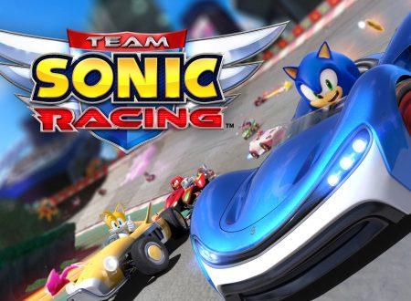 Team Sonic Racing: Sumo Digital rivela i motivi dell'esclusione dei personaggi di altre serie SEGA nel titolo