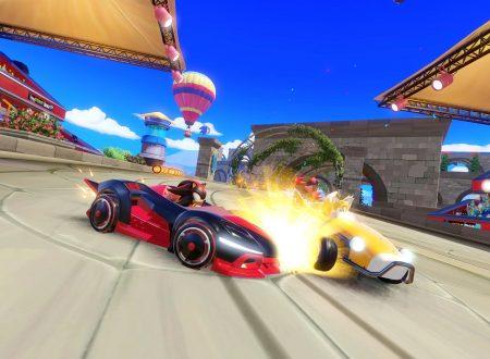 Team Sonic Racing: pubblicati 8 minuti di gameplay dedicati al titolo