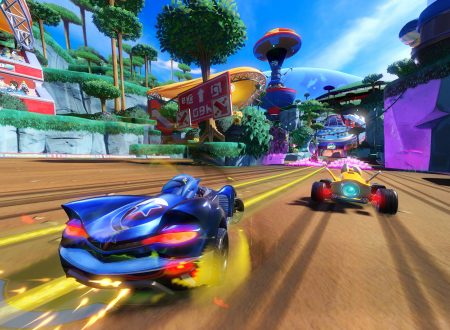 Team Sonic Racing: pubblicato un video comparativo tra la versione Switch e PS4