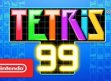 Tetris 99: pubblicato un nuovo video commercial dedicato al titolo