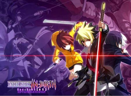 Under Night In-Birth Exe:Late[cl-r]: il titolo listato dal rating taiwaniano per Nintendo Switch