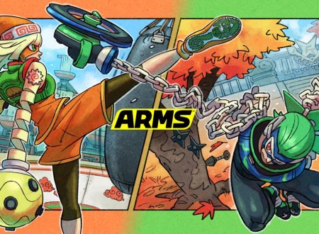ARMS: svelata finalissima del torneo Party Crash Bash: Min Min vs. Ninjara
