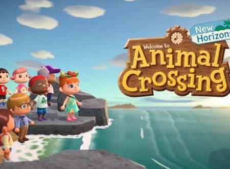 Animal Crossing: New Horizons, il titolo è in arrivo il 20 marzo su Nintendo Switch
