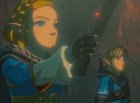 Annunciato il sequel diretto di The Legend of Zelda: Breath of the Wild, in arrivo su Nintendo Switch