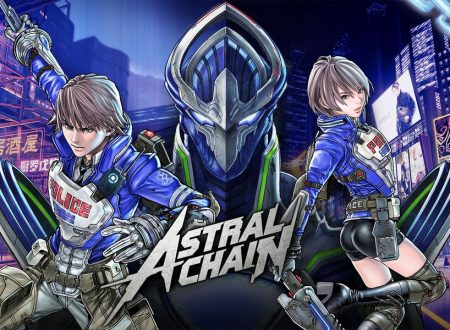 Astral Chain: il titolo sarà disponibile dal 30 agosto sui Nintendo Switch europei