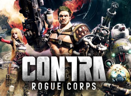 CONTRA ROGUE CORPS: KONAMI pubblica un trailer alternativo a quello mostrato nell'E3 2019