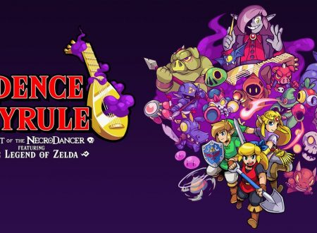Cadence of Hyrule – Crypt of the NecroDancer: svelato il filesize del titolo su Nintendo Switch
