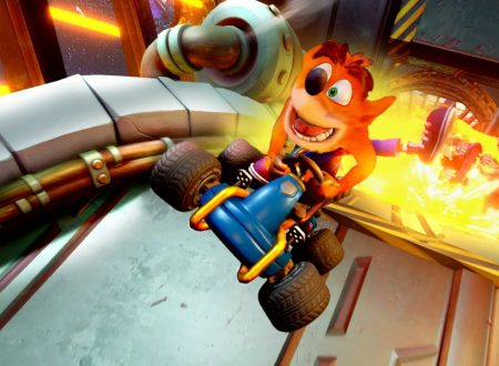 Crash Team Racing Nitro-Fueled: pubblicati due video gameplay dedicati alle Mystery Caves e Zem
