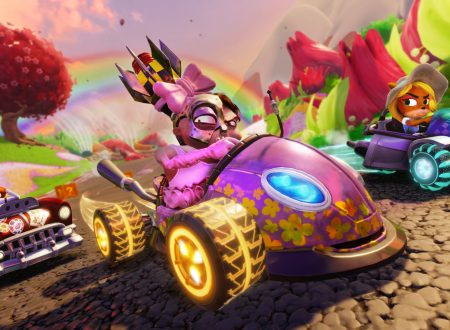 Crash Team Racing Nitro-Fueled: svelato il filesize della versione Nintendo Switch