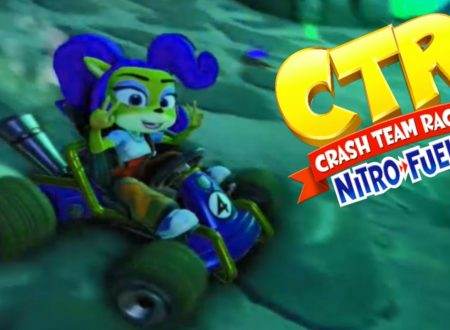 Crash Team Racing Nitro-Fueled: uno sguardo in video al titolo dai Nintendo Switch europei