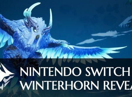Dauntless: il titolo è ufficialmente in arrivo su Nintendo Switch, svelato il Winterhorn Skraev