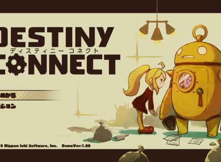 Destiny Connect: Tick-Tock Travelers, uno sguardo in video alla demo dai Nintendo Switch giapponesi