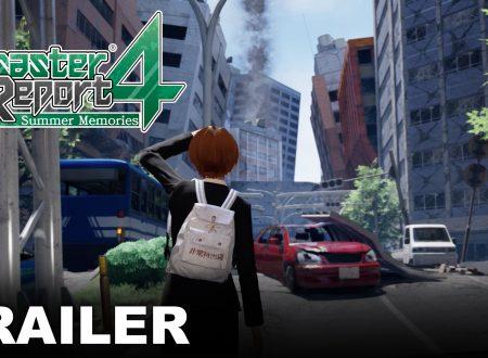 Disaster Report 4: Summer Memories, il titolo in arrivo nel 2020 sui Nintendo Switch europei